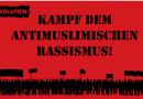 Kampf dem antimuslimischen Rassismus!