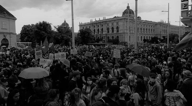 Bericht: Großdemo gegen Rassismus und Polizeigewalt