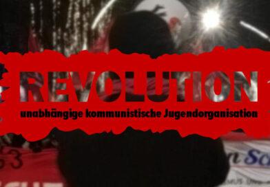 Jugendunterdrückung und unabhängige Jugendorganisation
