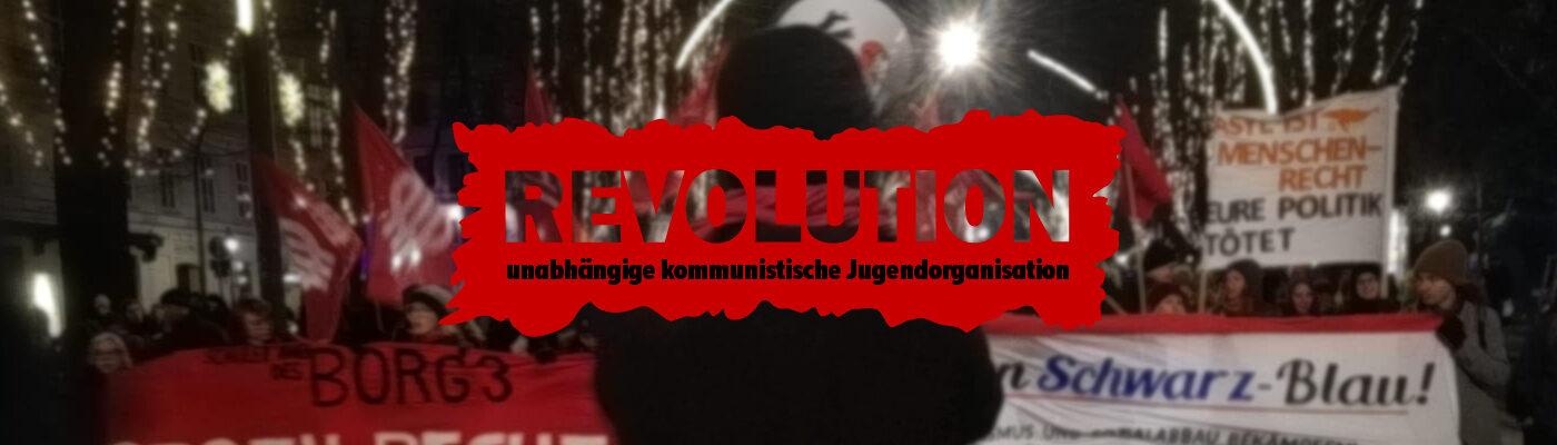 REVOLUTION – Unabhängige kommunistische Jugendorganisation